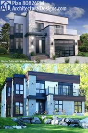 Narrow Lot Homes 156 Best Beach House Narrow Lot Plans Images On Pinterest Modern
