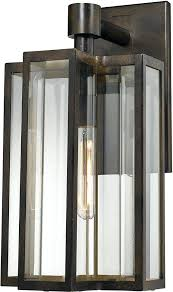 contemporary exterior light fixtures lovely modern outdoor light fixtures elk 1 contemporary hazelnut