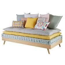canapé rotin maison du monde escamotable et avec reine locuteur canape du lit maison pour neiges