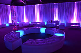 party lights rental led furniture grimes events party tents