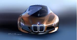bmw future car why bmw uses tesla electric cars to scare its staff into the future