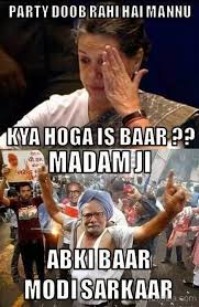 Sonia Meme - gandhi and manmohan singh meme