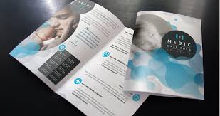 8 modern medical and healthy brochure templates free adobe indd