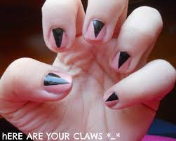 claws nail art how to paint a nail painting nail painting on
