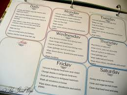 Good Housewife Guide Office Cleaning Schedule Templates 6 Free Word Pdf Format Download
