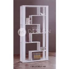 Mf Design Furniture Mf Design Retro Display Divider White Lazada Malaysia