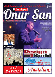 onur san in melbourne ideal business group