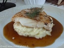 cuisine plaisir fr cuisine avec cabillaud lit de purée d ail jus de viande