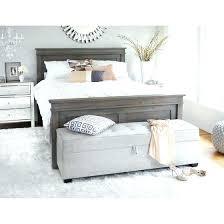 bed bench storage bedroom storage bench ianwalksamerica com