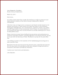 board member resignation letter sle sle immediate resignation letter effective immediately 28 images