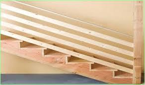 treppe bauen geländer treppe selber bauen