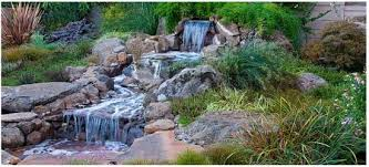 Waterfall Designs For Your Backyard Ultimate Home Ideas - Backyard waterfall design