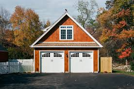 Overhead Door Burlington 24 X 28 Newport Custom Garage The Barn Yard Great Country Garages