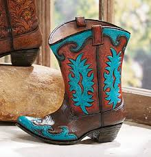 cowboy boot planters cowgirl magazine