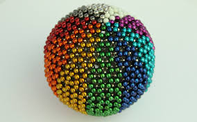 beach ball magnet spheres zen magnets youtube