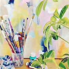 instagram paint mixing 20 painters to follow on instagram right now brit co