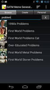 First World Problems Meme Creator - first world metal problems meme generator mne vse pohuj