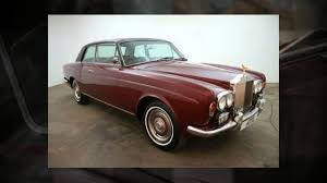 roll royce burgundy 1967 rolls royce corniche coupe for sale youtube