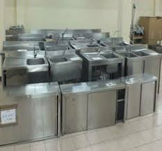 stainless steel kitchen sink cabinet stainless steel kitchen sink cabinet catering kitchens 100
