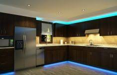 unique kitchen unit led lights kitchen lighting ideas