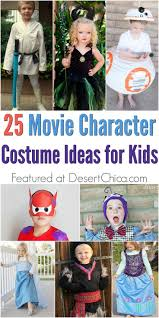 Easy Toddler Halloween Costume Ideas Movie Character Halloween Costumes Movie Character Costumes