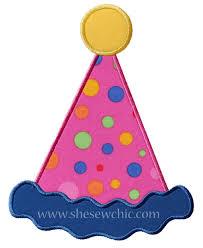 birthday hat birthday hat by sugar designs