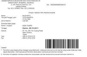 membuat paspor pelaut kantor dagang dan ekonomi indonesia di taipei pelayanan