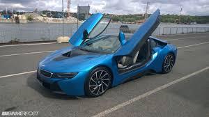 Bmw I8 Blue - my i8 delivered today