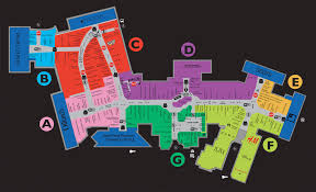 Arizona Mills Mall Map by Center Map For Orlando Vineland Premium Outlets A Shopping