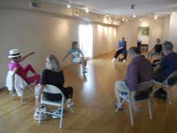 Armchair Yoga For Seniors The Grove Guy Free Yoga For Seniors