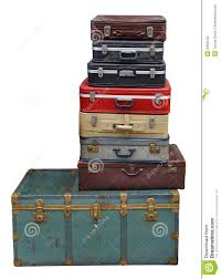 Suitcases Stack Of Suitcases And Luggage Stock Photo Image 53506152