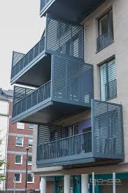freitragende balkone balkone düsseldorf merowinger platz bonda gmbh