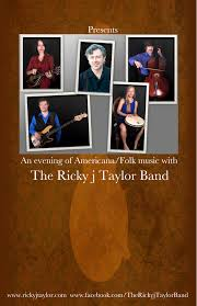 press kit ricky j taylor and the live roots ensemble