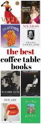 the best coffee table books
