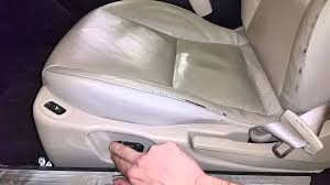 bl1546 2007 pontiac g6 gt driver side front seat youtube