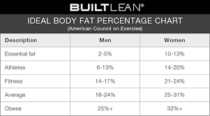 picture of heavy set women in a two piece bathing suit ideal body fat percentage chart how lean should you be