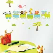 stickers animaux chambre bébé stickers enfant stickers chambre enfant