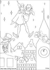 peter pan coloring sheets kids coloring pages kids