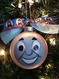 the ornament ornament the tank engine
