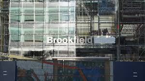 brookfield place signage goes up on vesey batterypark tv we inform