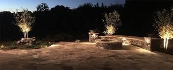Outdoor Lighting Effects Outdoor Lighting Mt Juliet Tn Area Master S Landscape Design