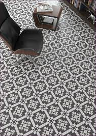 architecture patterned ceramic floor tile buffalo patterned