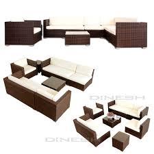 Wohnzimmer M El Kika Balkonmöbel Rattan Lounge Nonchalant Auf Garten Ideen Plus Möbel