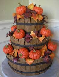 cake decorating ideas for thanksgiving decoration image idea