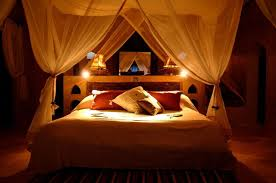 romantic candle light bedroom with candles for ideas images