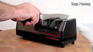 best electric knife sharpener for all knives chef u0027schoice 151