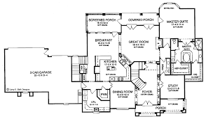 floor plans for large homes very big house plans home deco plans
