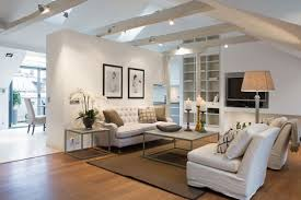 attic ideas interior contemporary living room interior design in attic idea