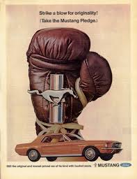 ford mustang ads tribute to ford mustang advertisements from 1964 to 2004