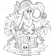 royalty free stock monkey designs of printable coloring pages